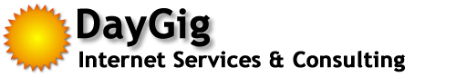 DayGig Web Services